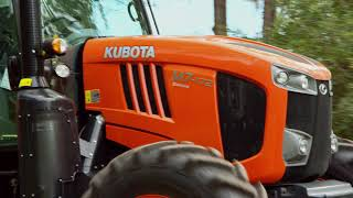 Kubota M7 Series: Together we do more.