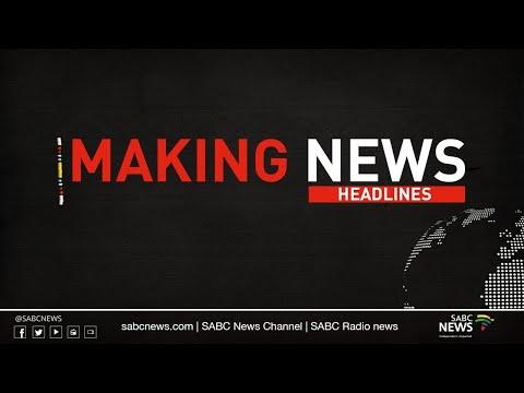 #SABCNews AM Headlines | 03 September 2021