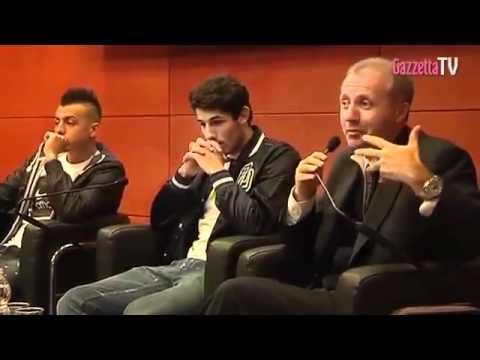 Presentazione Gazzetta Cup 2012