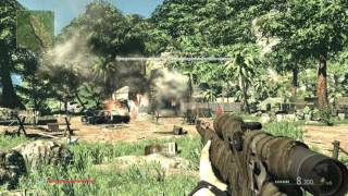 Sniper ghost warrior обучение