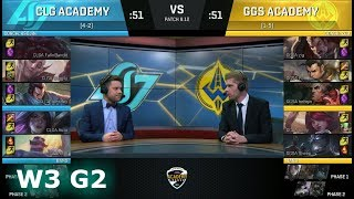 Video CLG Academy vs Golden Guardians Academy | Week 3 NA Academy League Summer 2018 | CLGA vs GGSA download MP3, 3GP, MP4, WEBM, AVI, FLV Juli 2018