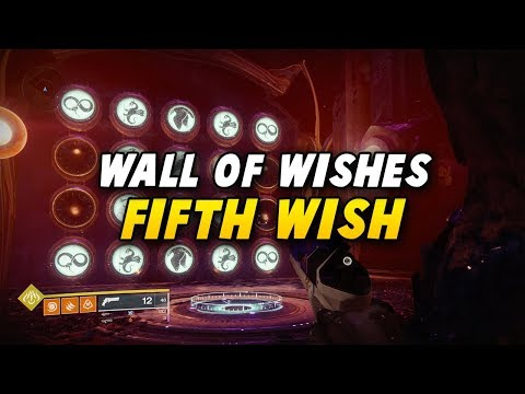 Destiny 2: Wall of Wishes - Fifth Wish Guide (Skip to Morgeth Checkpoint)