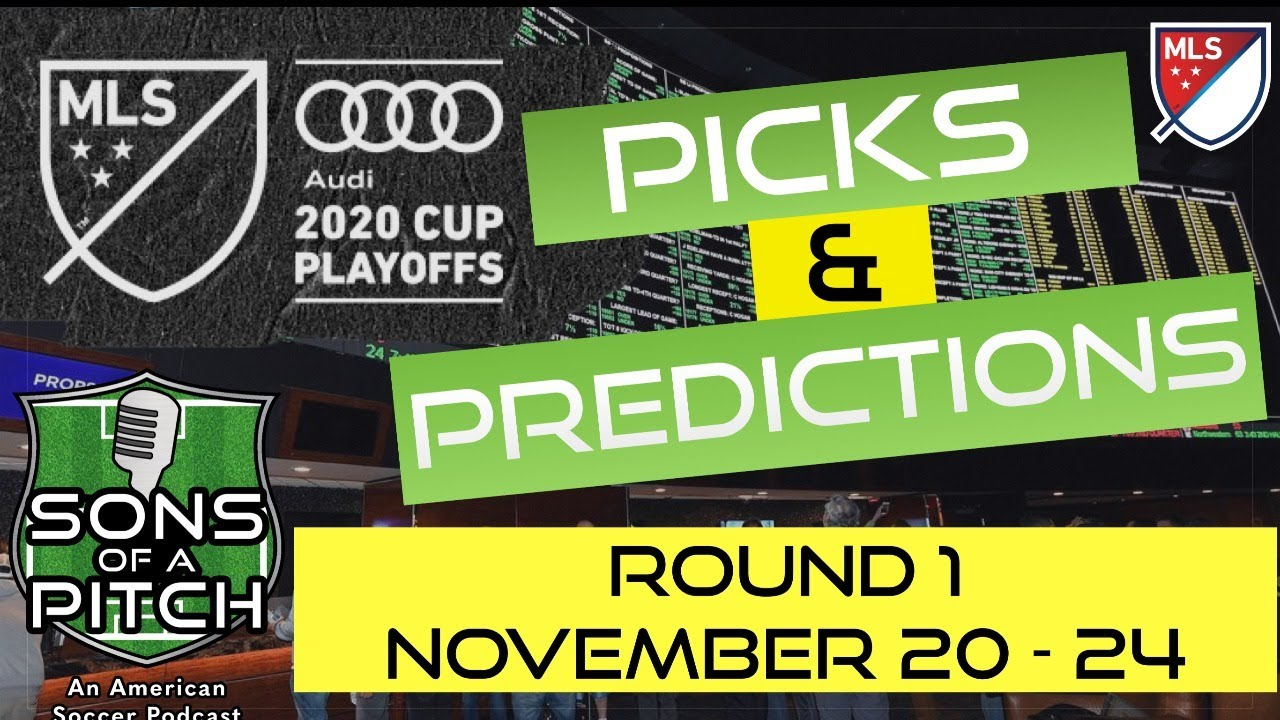 MLS Cup Playoffs upcoming schedule, MLS Cup odds
