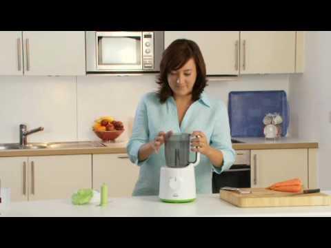 Philips AVENT Steamer Blender (SCF870)