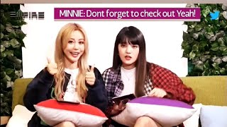 Gidle   Minnie  X Wengie Empire LIVE Q A - they 39 ve noticed my tweet.mp3