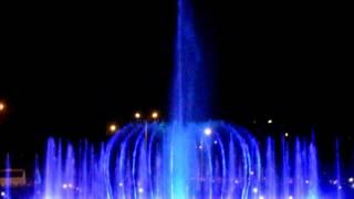 Park fontann Warszawa