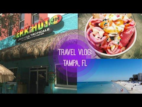 Vlog 6 | Visiting Tampa, FL