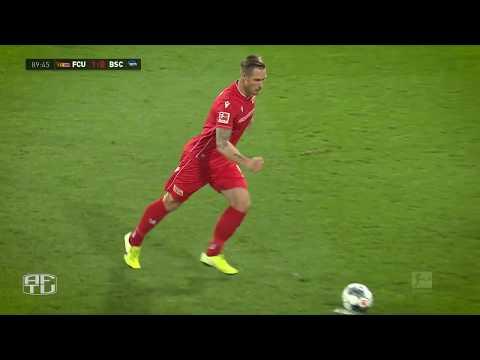 Highlights: Sebastian Polter trifft zum Derbysieg! 1. FC Union Berlin - Hertha BSC, 02.09.2019