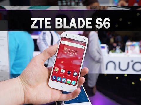 ZTE Blade S6, prise en main - par Test-Mobile.fr