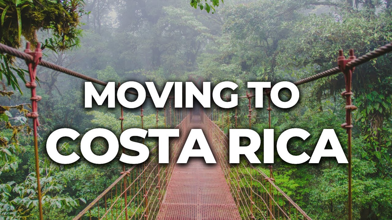 Moving to Costa Rica! | Wandering Soup