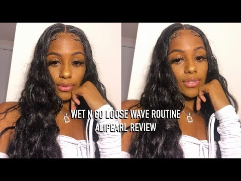 WET N GO ROUTINE FT. ALIPEARL HAIR thumbnail
