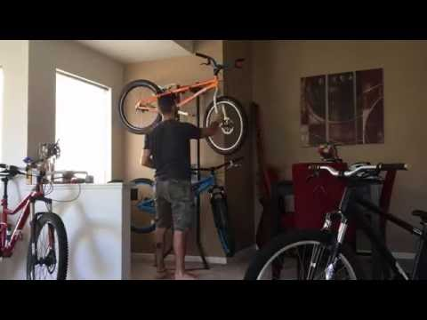 Gravity Bike Rack review