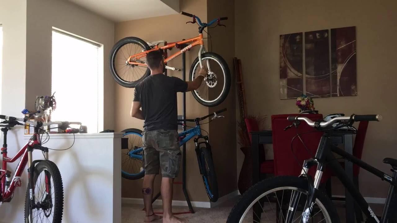 Gravity Bike Rack Review