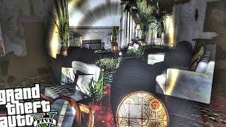 Abandoned Michael's House - GTA 5 MOD
