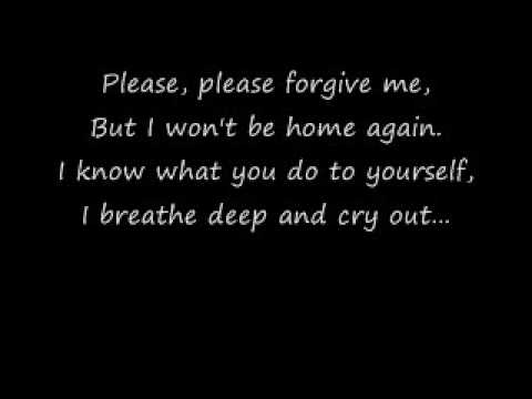 Evanescence-Missing Lyrics