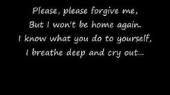Evanescence-Missing Lyrics