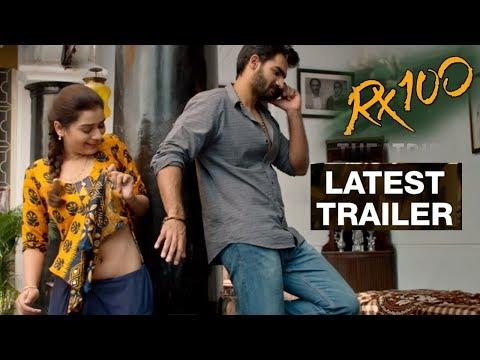 RX 100 Movie Latest TRALIER | Kartikeya |...