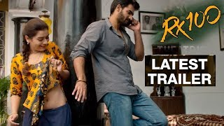 RX 100 Movie Latest TRALIER | Kartikeya | 2018 Latest Telugu Movie Trailers | #RX100