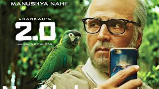 Nanhi si jaan 2.0 song | Akshay Kumar, Rajinikanth, Amy Jackson | kailash kher