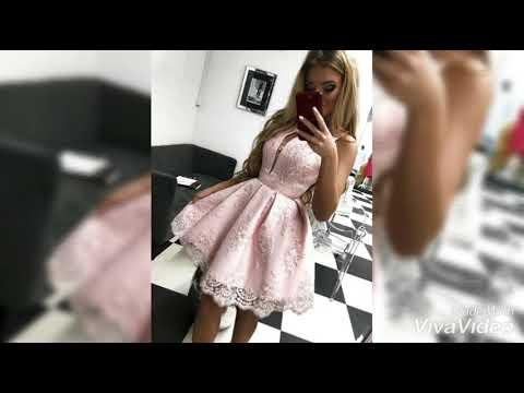 Vídeos de 15 anos vestidos curtos