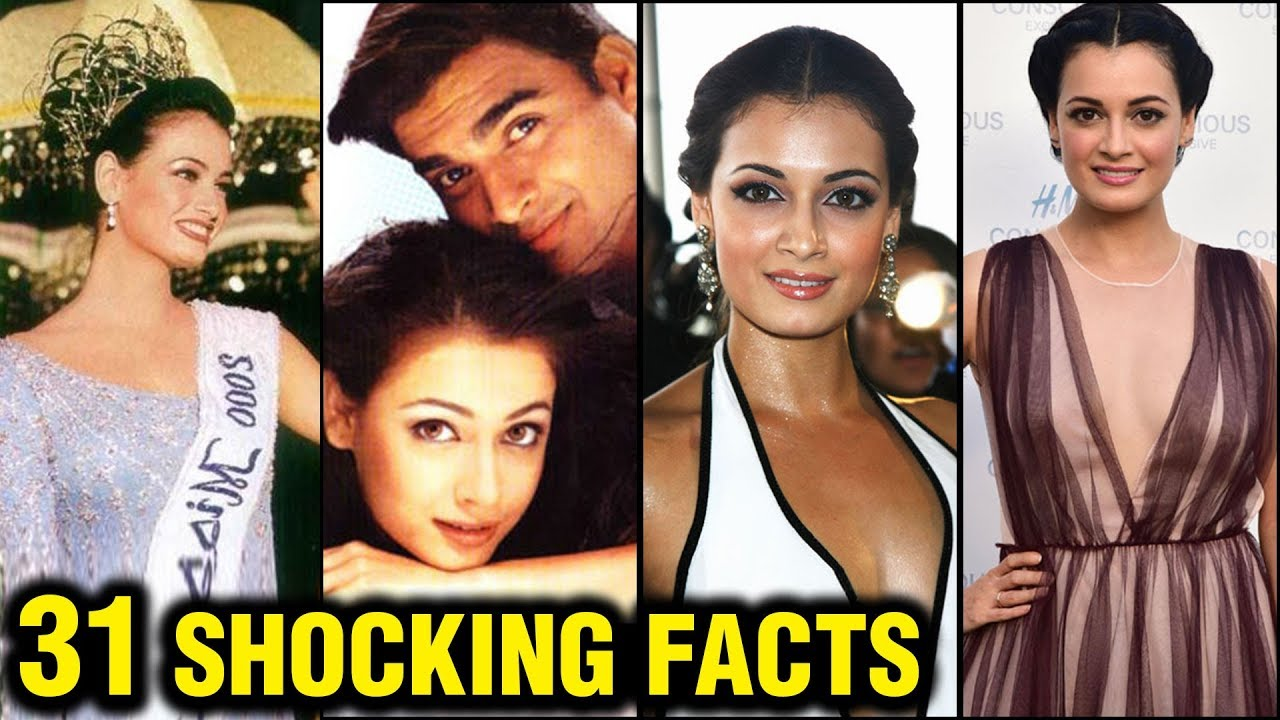 Download Dia Mirza 31 SHOCKING And Interesting Facts | Miss Asia Pacific, Rehna Hai Tere Dil Mein, Marriage