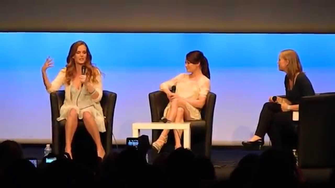 Download Fairy Tales II - Q&A Rebecca Mader & Emilie de Ravin