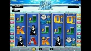 Новый Игровой автомат Arctic Agents(, 2013-06-06T13:21:03.000Z)