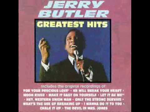 Jerry Butler: Make It Easy On Yourself (Bacharach, David, 1962)