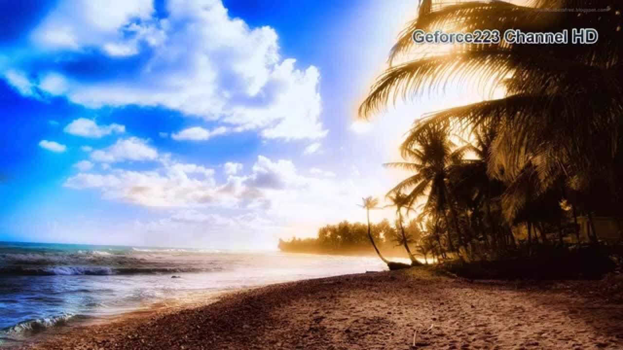 810 nature full hd wallpapers slide fullhd 1080p youtube - Puerto rico beach background ...