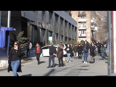 Yerevan, 25.02.19, Mo, Video-1, Komitas+Vagharshyan, Depi Davitashen.