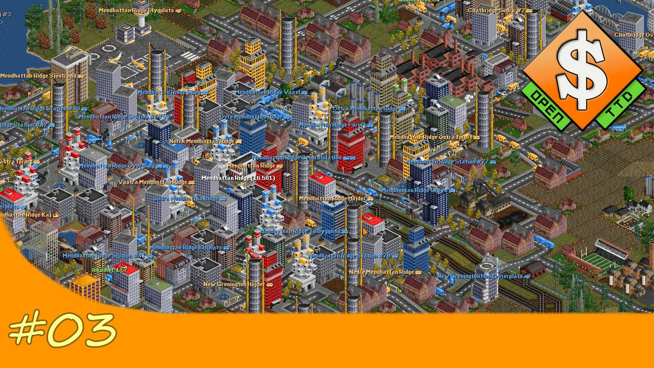 Openttd episode 3 food delivery service youtube openttd episode 3 food delivery service gumiabroncs Image collections