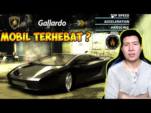 Mendapatkan Gallardo (Blacklist 6) - Need For Speed Most Wanted
