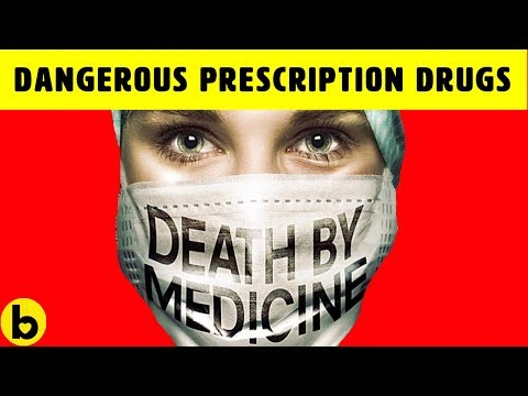5 Prescription Drugs That Destroy Your Health