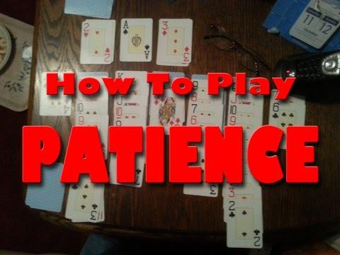 Spiel Patience