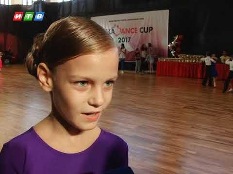 ТРК ИТВ: Юные танцоры соревновались на всекрымском турнире