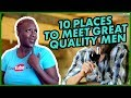 Relationships: 10 Places To Meet Great Quality Men