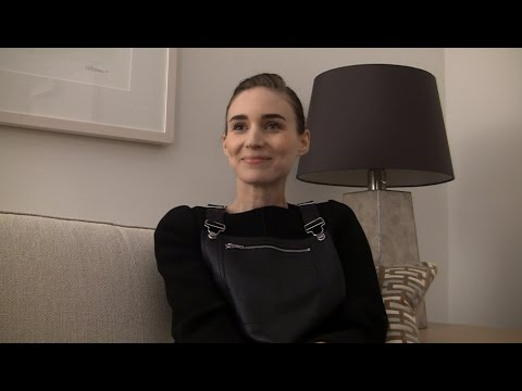 Rooney Mara Talks 'Pan', David Fincher's Axed HBO series 'Utopia', and More