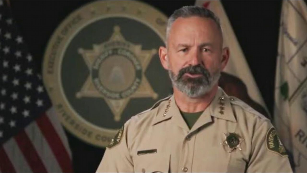 California Sheriff Slams Newsom's Dictatorial Lockdowns, Won't Be Blackmailed Into Enforci