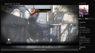 Call of Duty Ghosts Livestream
