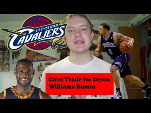 Cavaliers Trade for Deron Williams Rumor