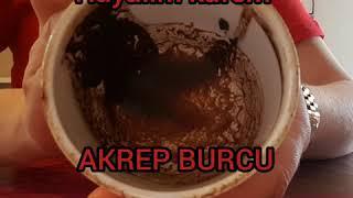AKREP BURCU 🐞AĞUSTOS AYI
