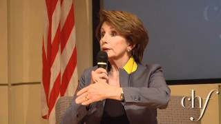 Nancy Pelosi: Women in Government
