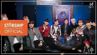 [Special Clip] 몬스타엑스 (MONSTA X) - 2018 Christmas Message