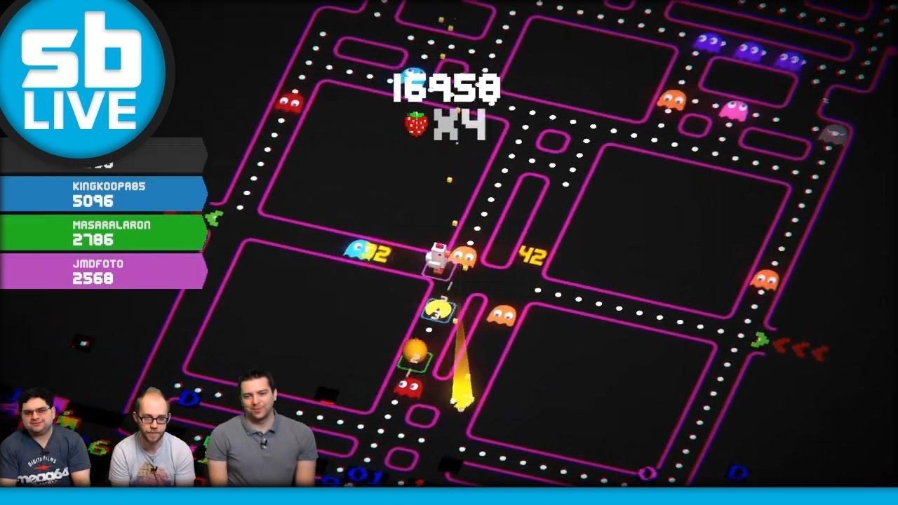SB Live Marathon 2016 - Part 14 - Pac-Man 256