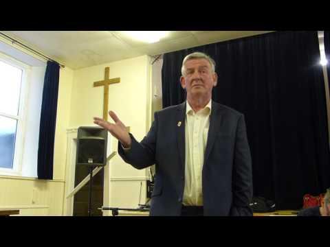 James Duffy (LEAP - Law Enforcement Against Prohibition UK) On Drug Legalisation