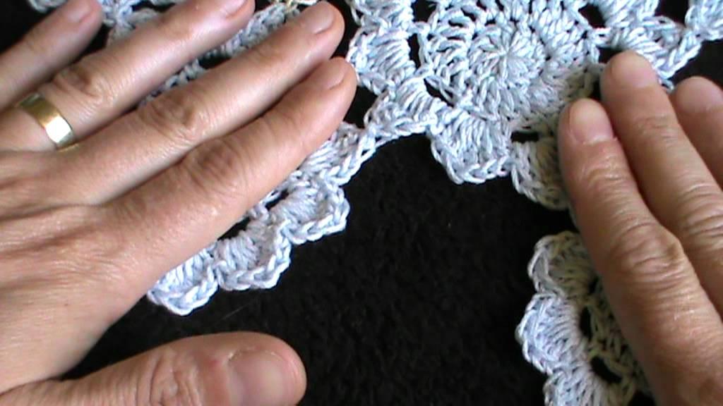 Quadrato con fiori all uncinetto modello fantasia youtube