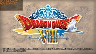 [4K 60FPS] Dragon Quest VIII: Journey of the Cursed King - PCSX2 1.4.0