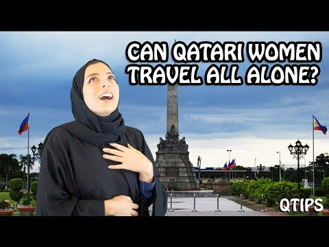 #QTip: Can Qatari women leave the country on their own?