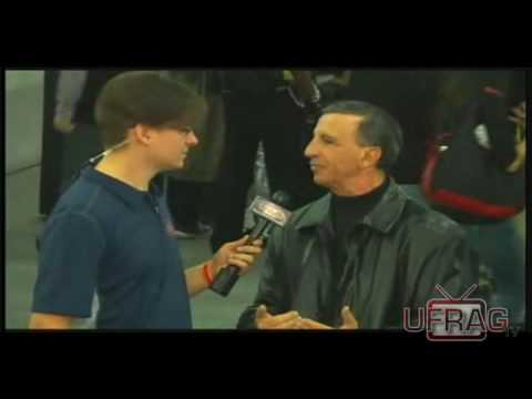 Frank Sivero @ Big Apple Comic Con 09 UFragTV