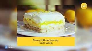 Lemon Lush In Five Steps